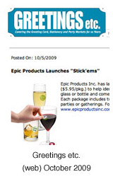 Epic Products - Press
